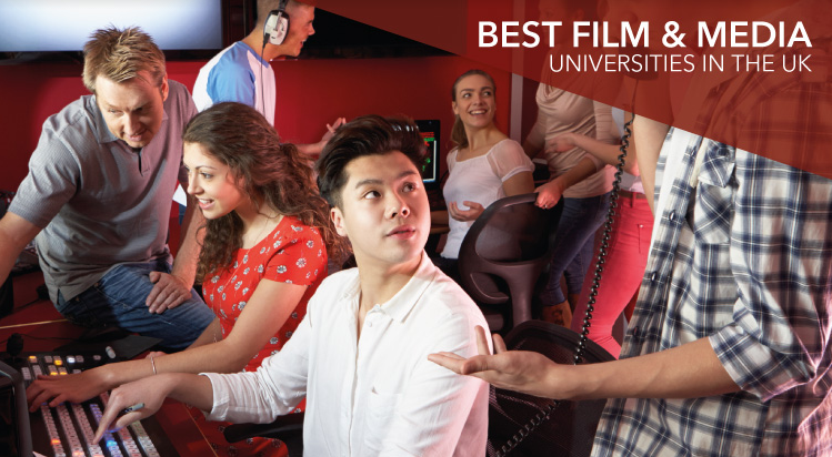 Media and Film Studies courses in the UK